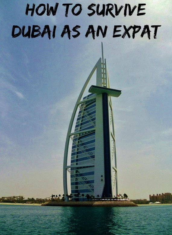 how to survive dubai as an expat