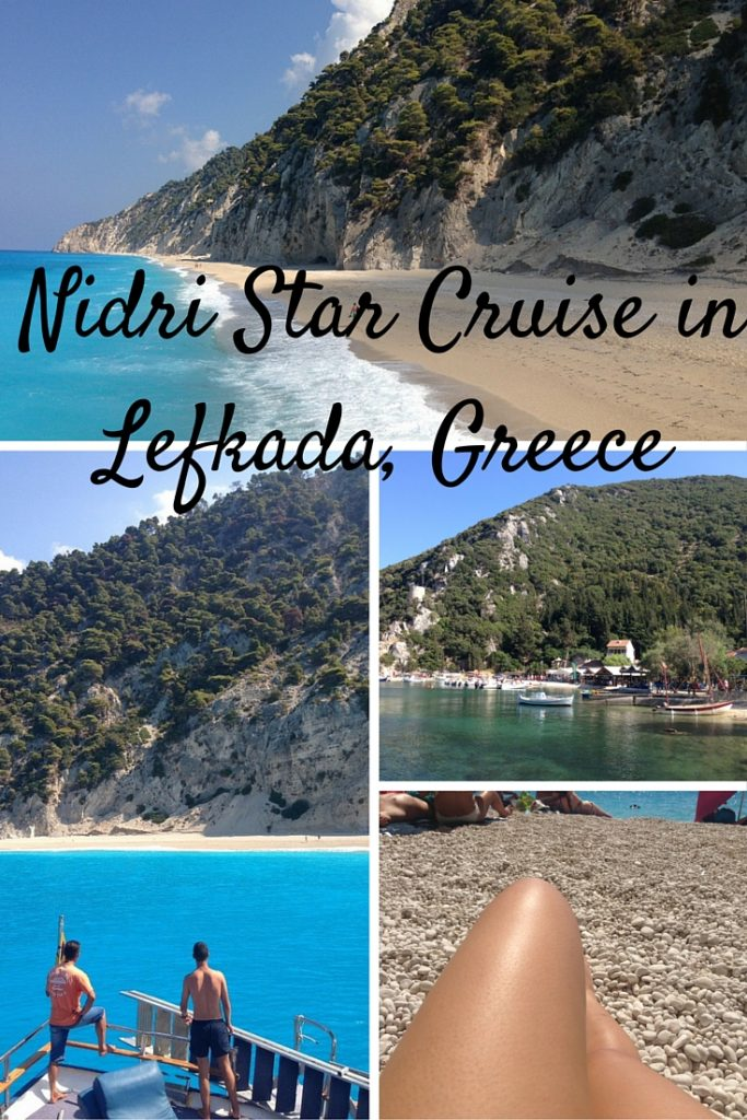 Nidri Star Cruise in Lefkada, Greece