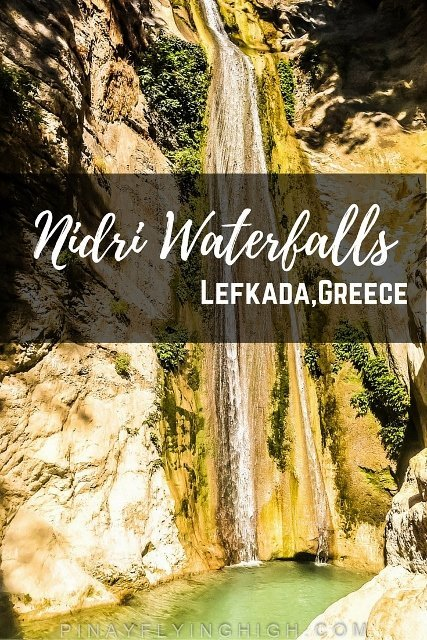 Nidri Waterfalls, Lefkada, Greece