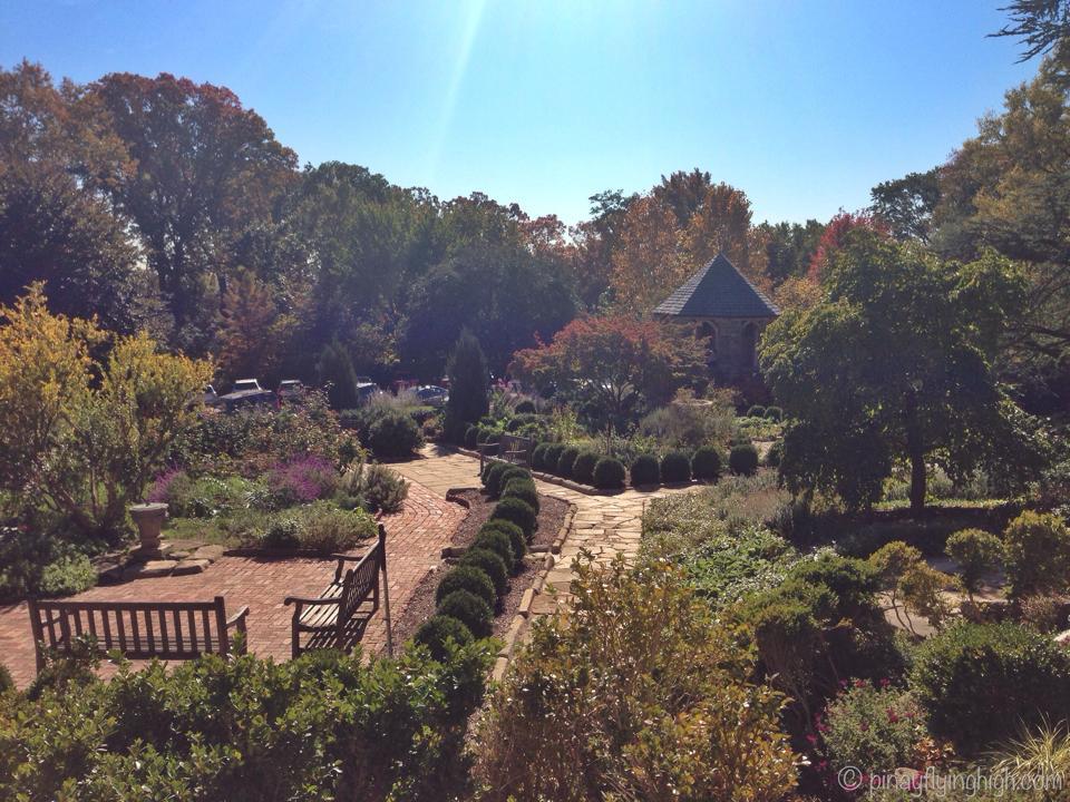 Bishop's Garden at National Cathedral