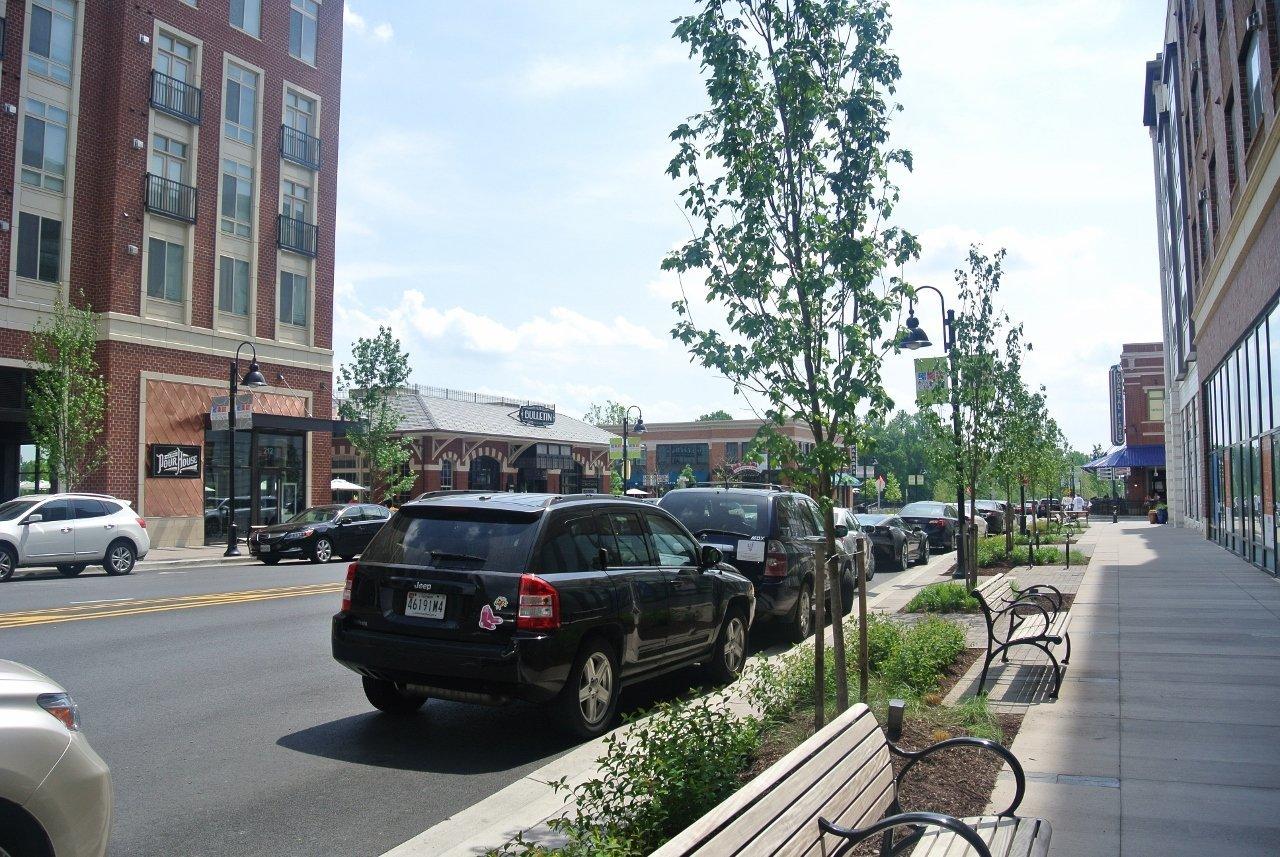 Crown Downtown, Gaithersburg, Maryland