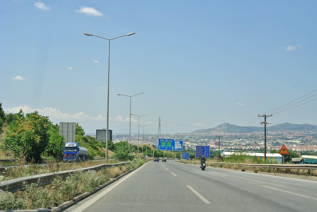 Thessaloniki to Pelion