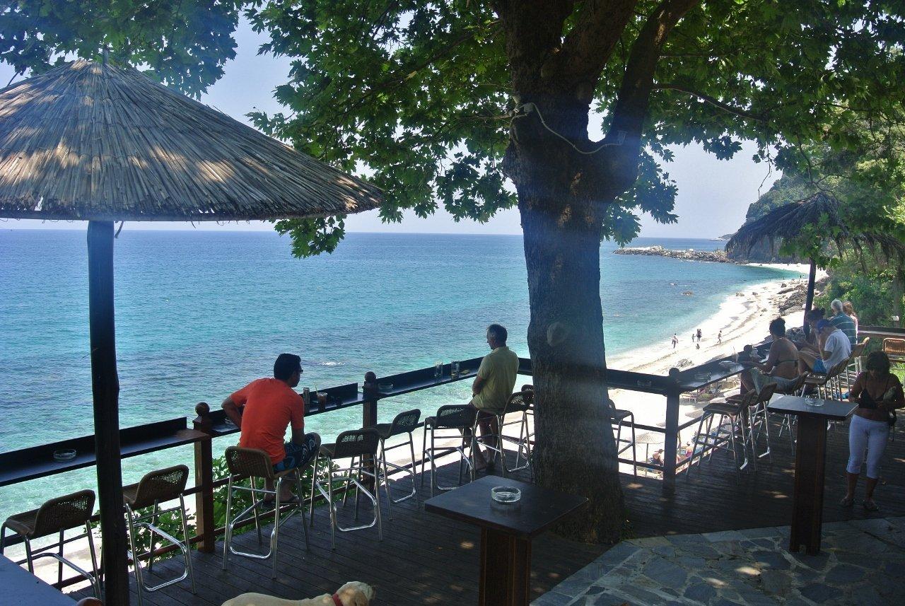 Plaka Beach, Pelion, Greece