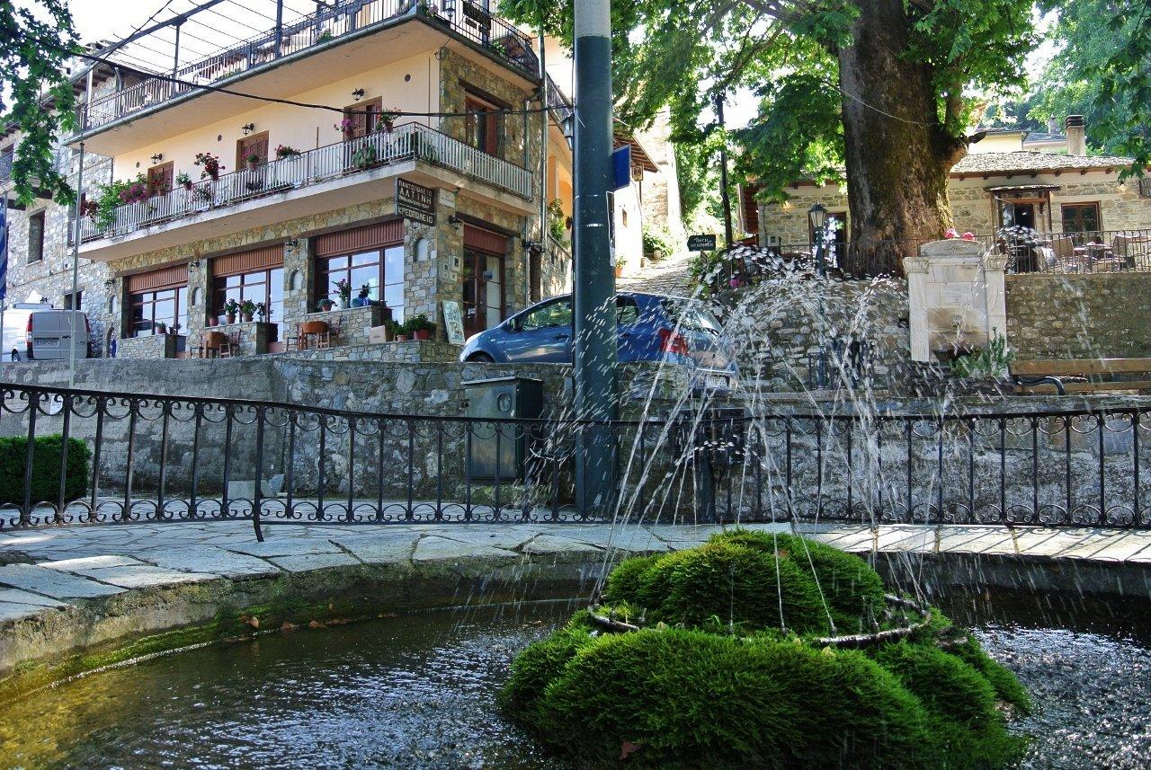 Kissos, Pelion, Greece