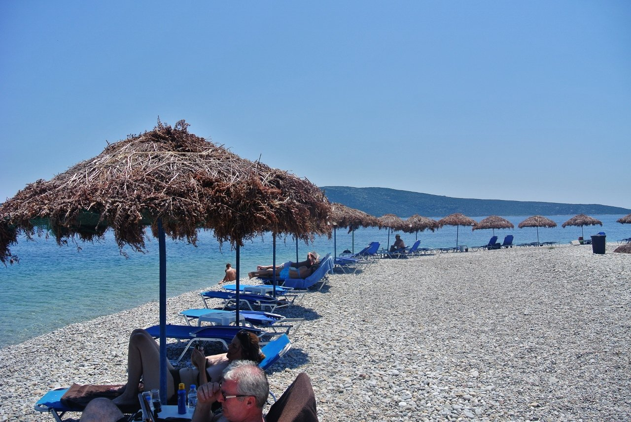 Agios Dimitrios Beach, Alonissos, Greece
