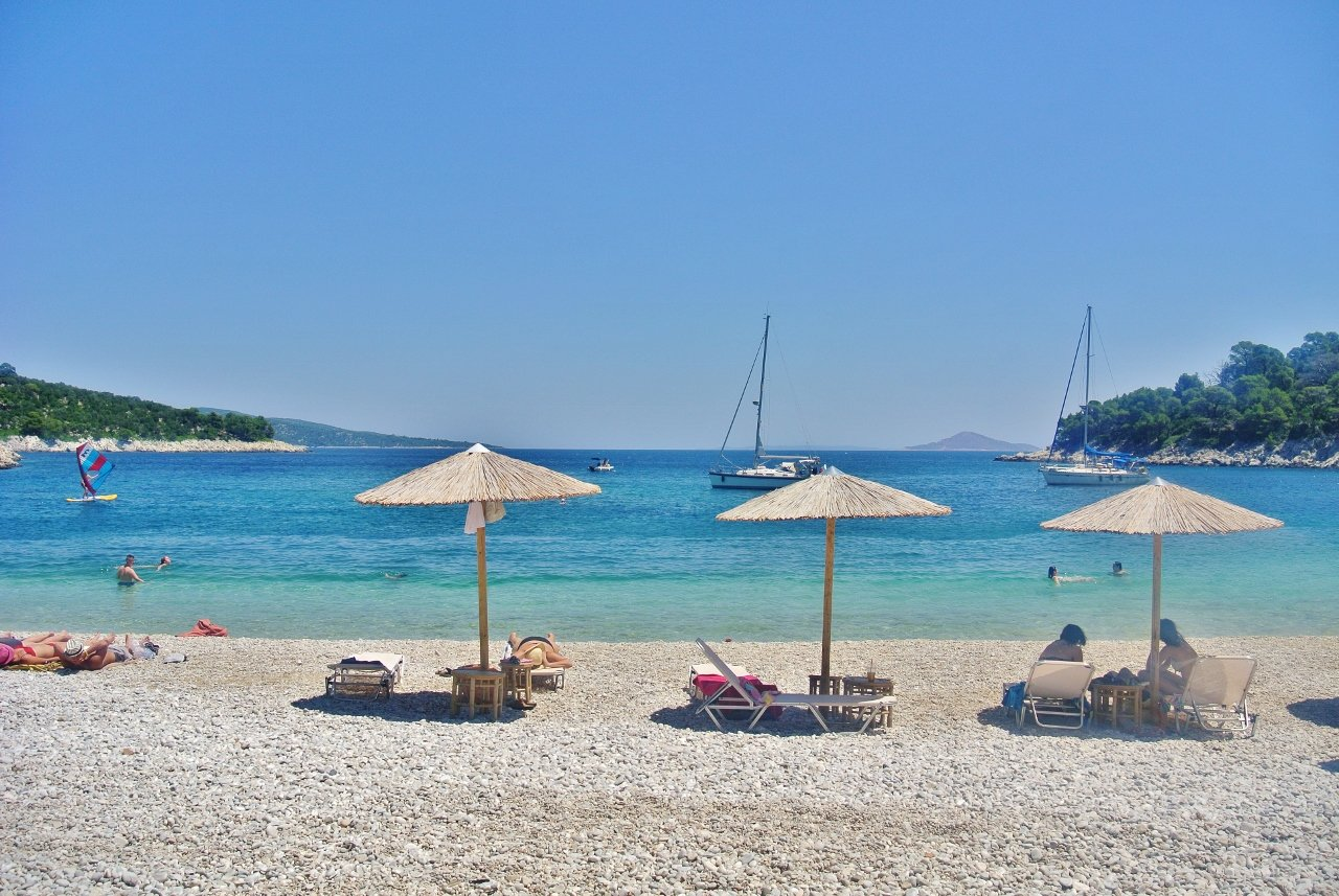 Lefto Gialos Beach, Alonissos, Greece