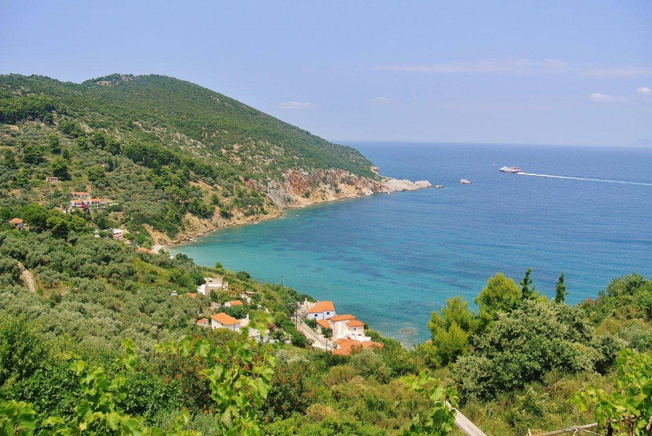 Sea View Studios in Skopelos, Greece