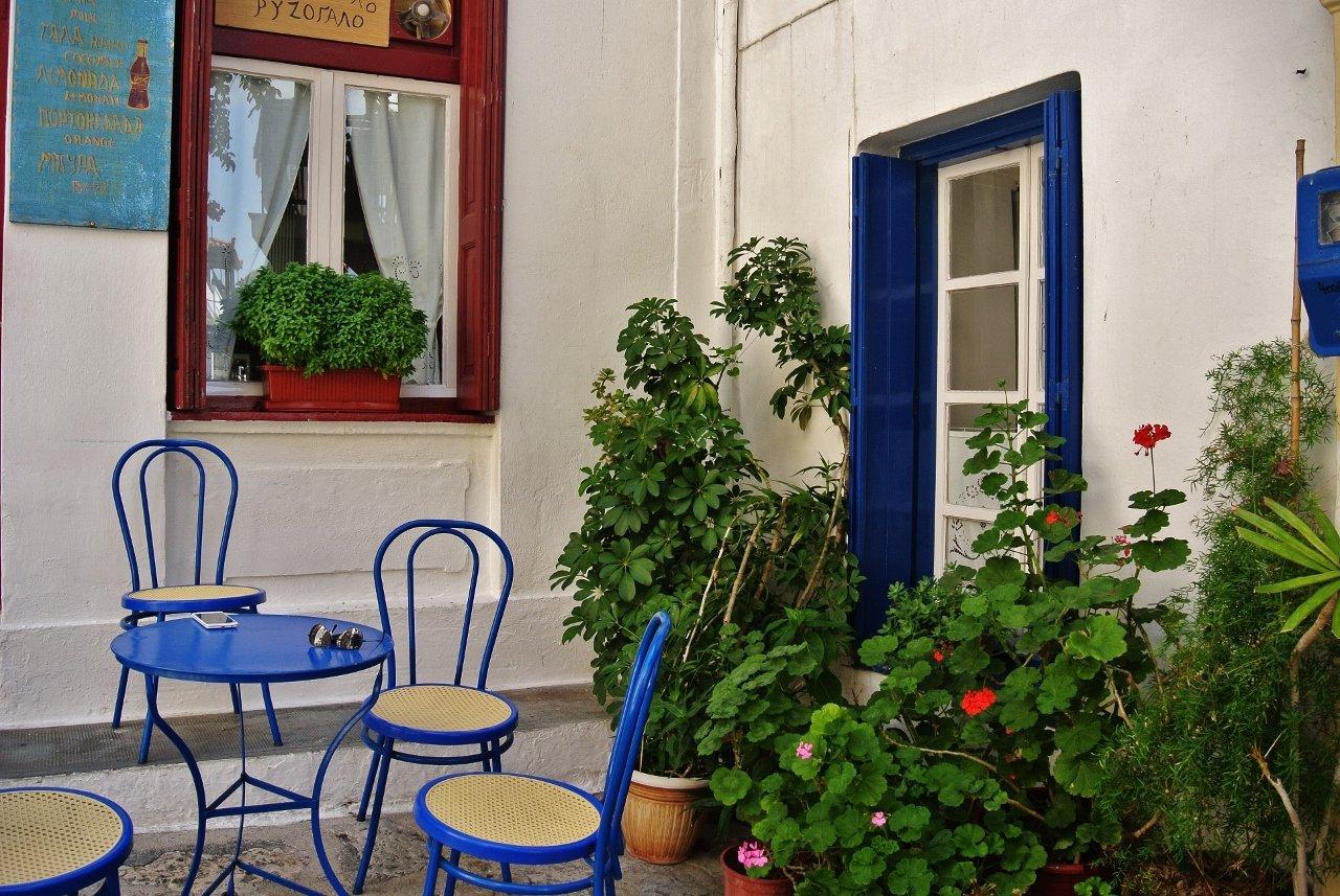 Mixalis, Skopelos, Greece