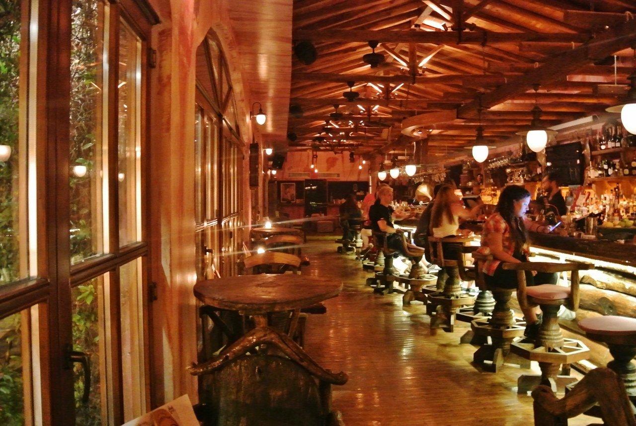 Portobello bar, cafe and garden restaurant, Skiathos, Greece