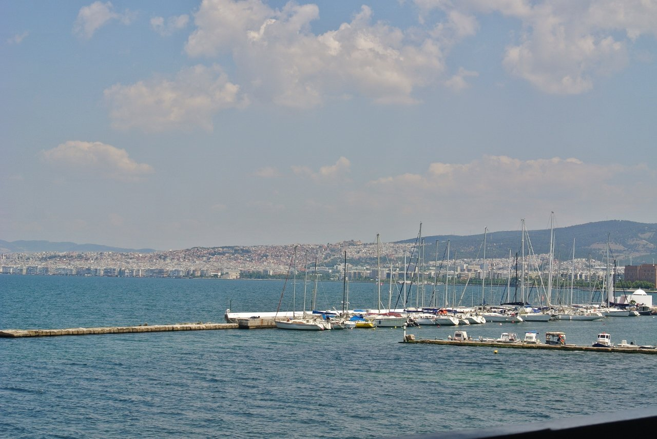 Les Zazous, Thessaloniki, Greece