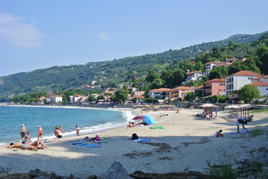 Agios Ioannis Beach, Pelion, Greece