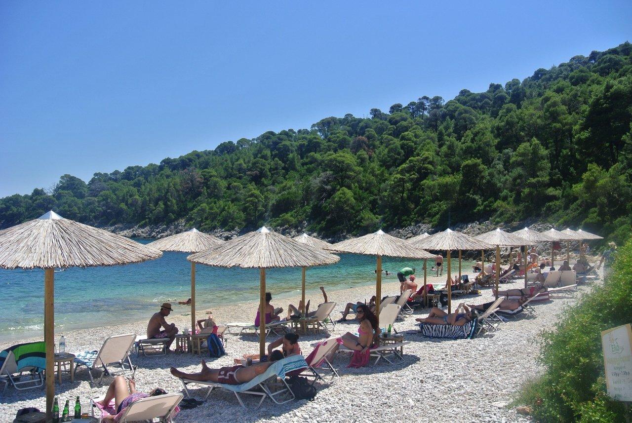Leftos Gialos Beach, Alonissos, Greece
