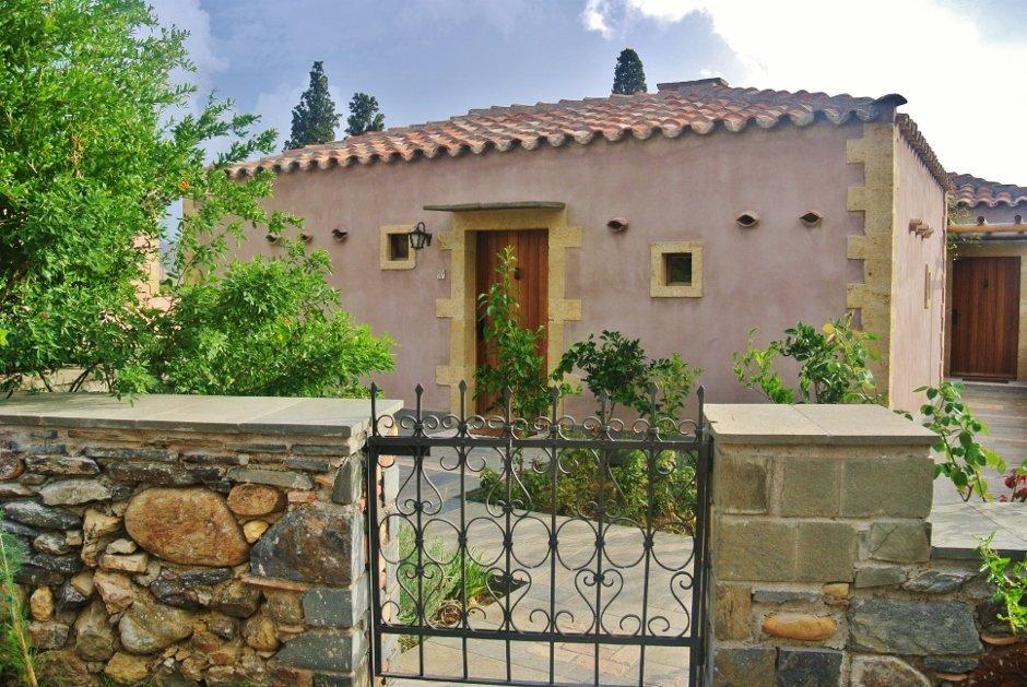 The Kinsterna Hotel and Spa, Monemvasia, Greece