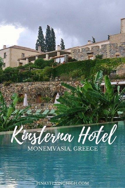 Kinsterna Hotel