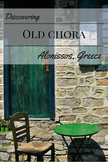 Old Chora, Alonissos, Greece