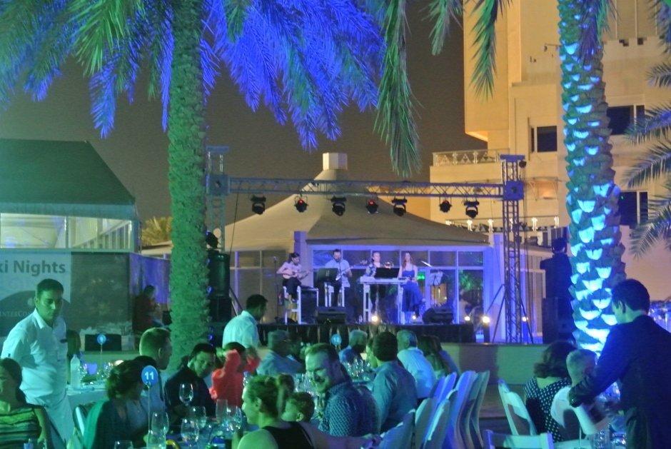 Bouzouki Night