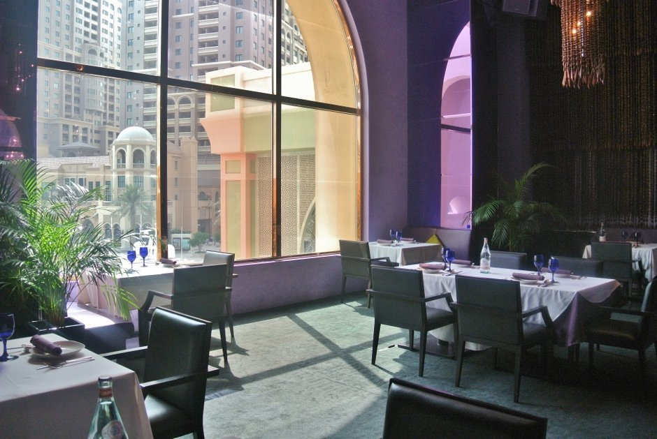 Business Lunch at Tse Yang, The Pearl Qatar