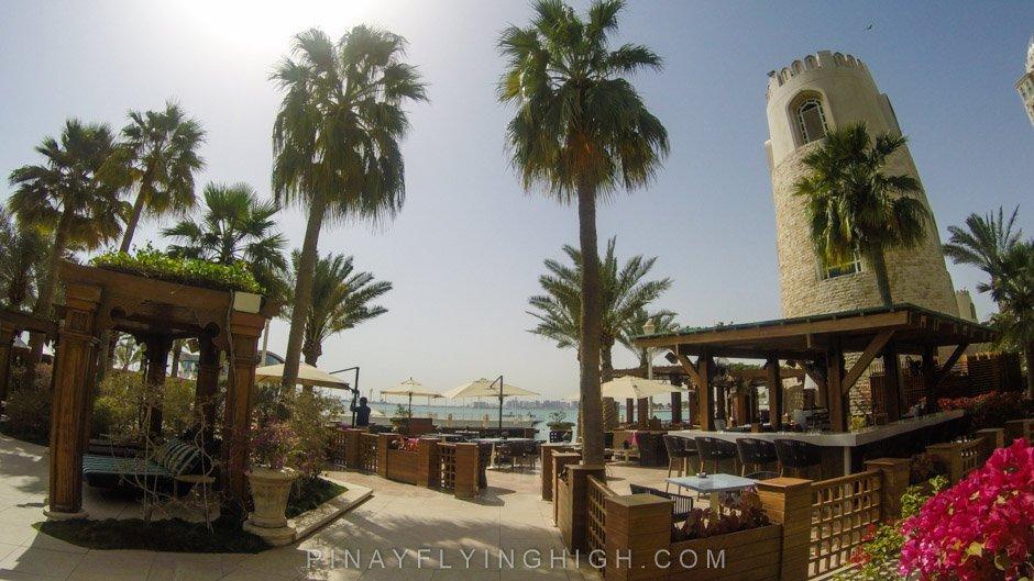 Pool and beach access at Four Seasons Doha, PinayFlyingHigh.com-15