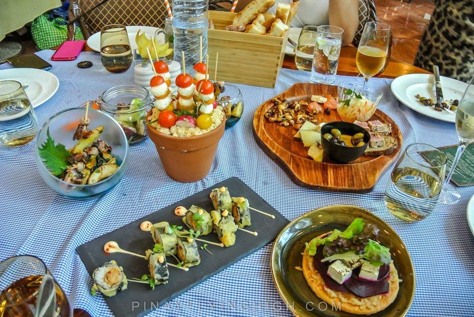 Picnic brunch at The Lagoon, Ritz Carlton Doha, Pinayflyinghigh.com-25