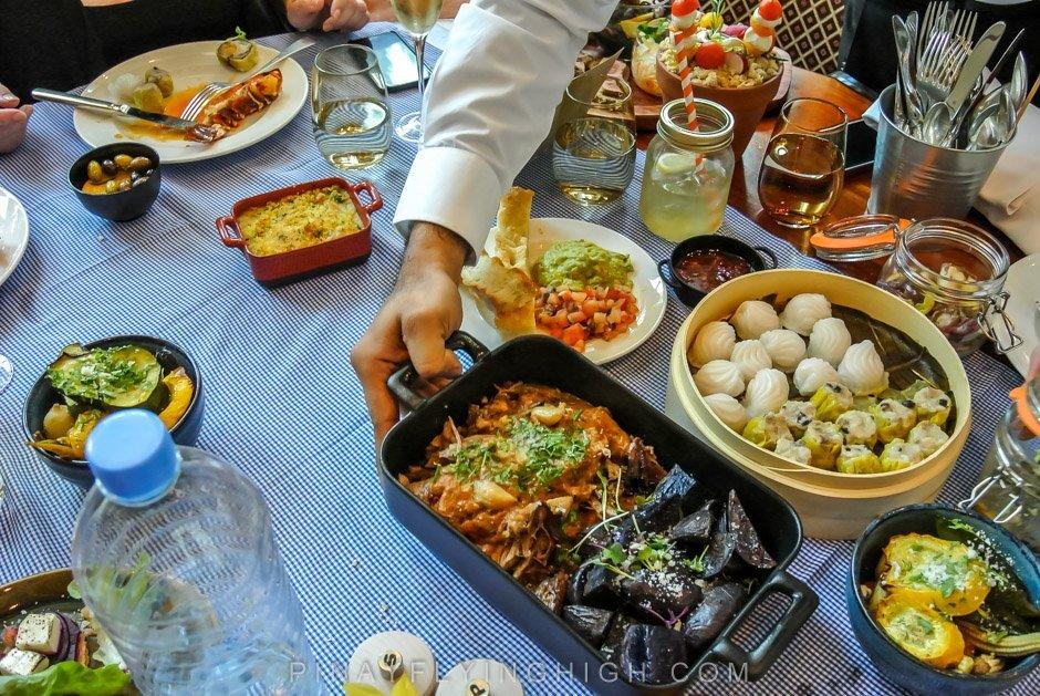Picnic brunch at The Lagoon, Ritz Carlton Doha, Pinayflyinghigh.com-33