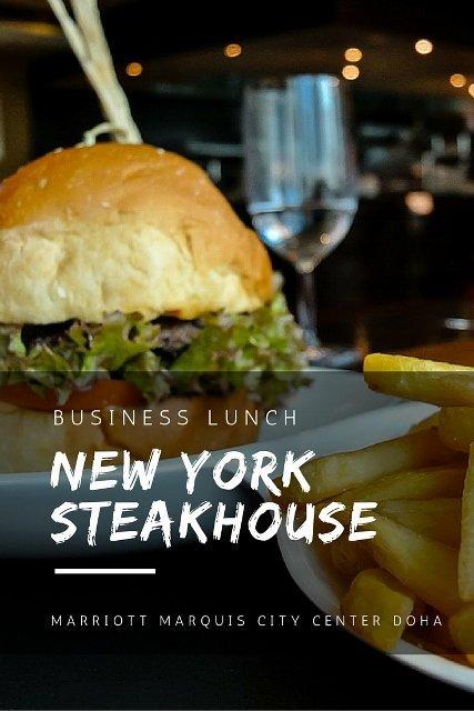 New York Steakhouse Doha
