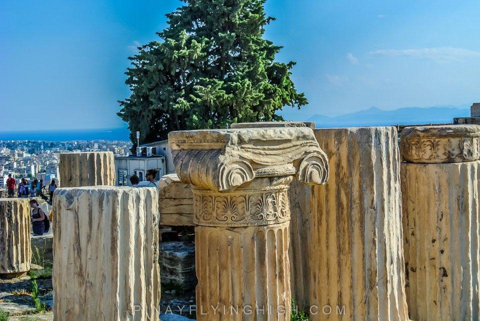 Acropolis, Athens, Greece - PinayFlyingHigh.com