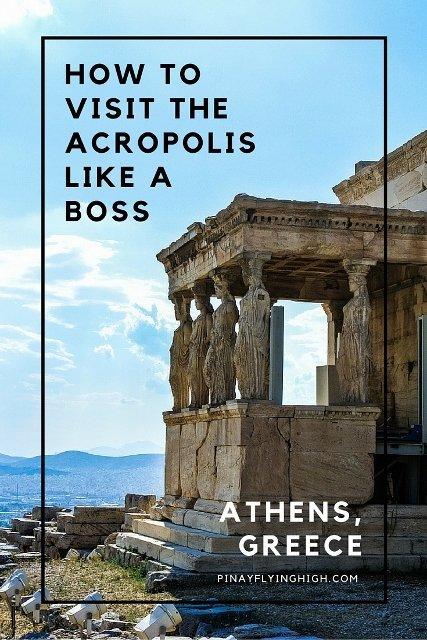 Karyatides, Acropolis, Athens, Greece - PinayFlyingHigh.com
