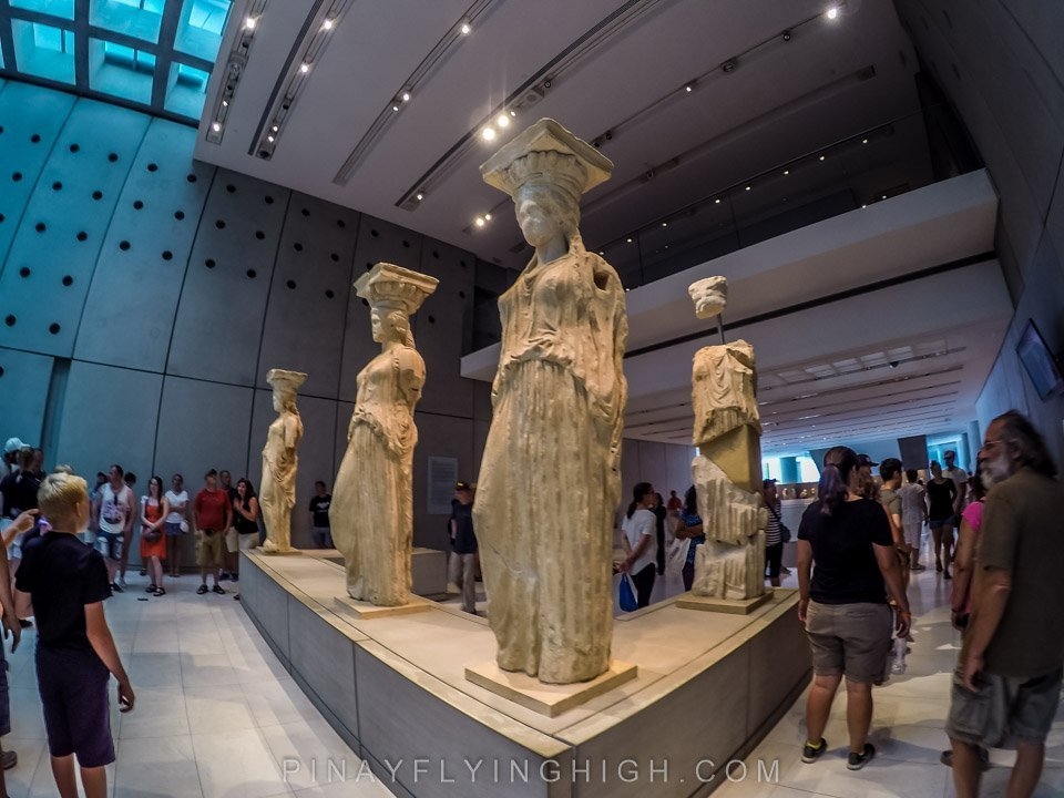 ACROPOLIS MUSEUM, Athens, Greece PinayFlyingHigh.com-90