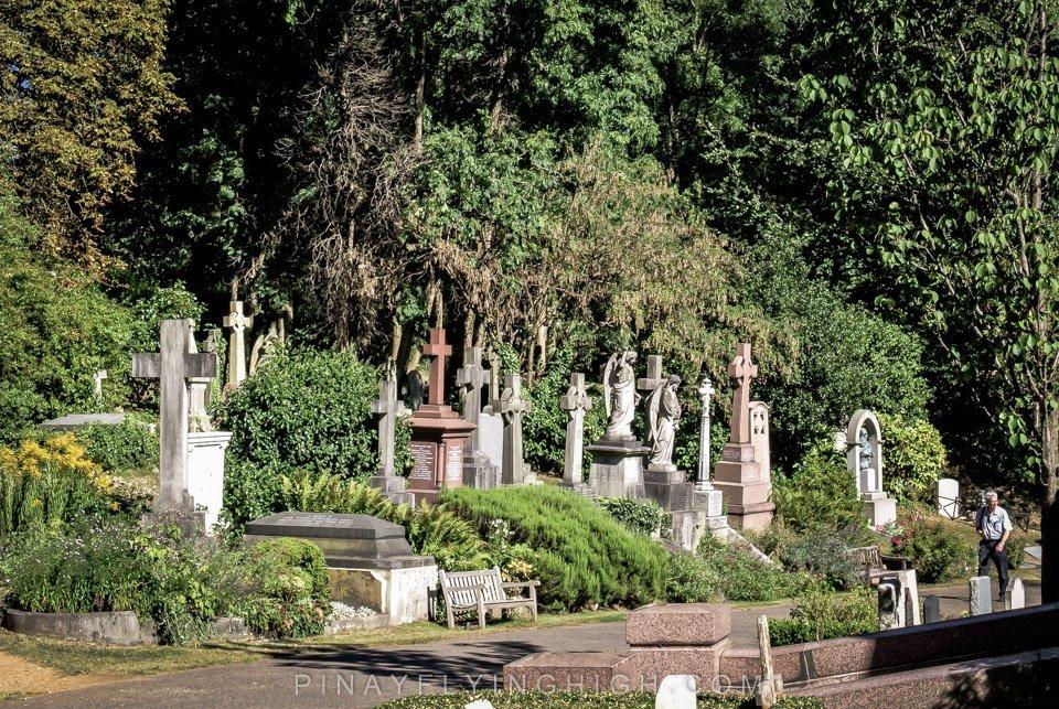 Highgate Cemetery, London - PinayFlyingHigh.com-47