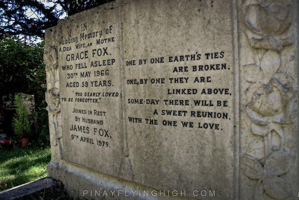 Highgate Cemetery, London - PinayFlyingHigh.com-9
