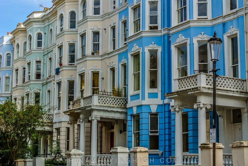 Notting Hill, London - Pinay Flying High