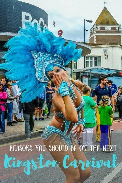 Kingston Carnival, London - Pinay Flying High