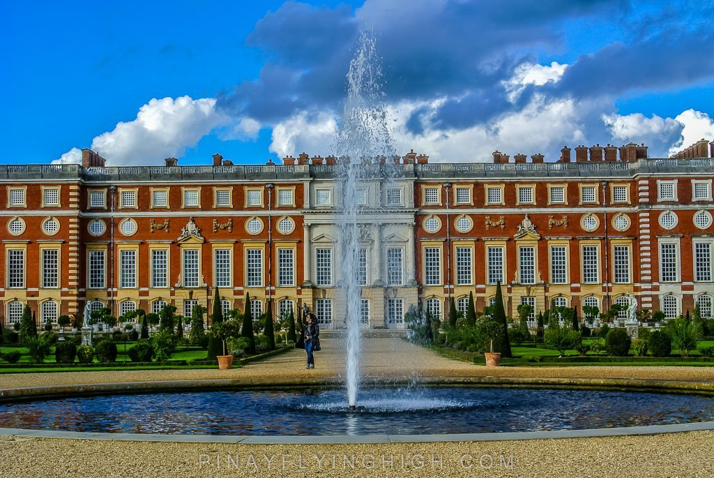 Hampton Court Palace, PinayFlyingHigh.com