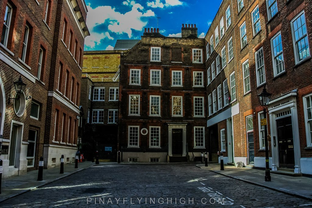Hidden London Tour, Fun London Tours - PinayFlyingHigh