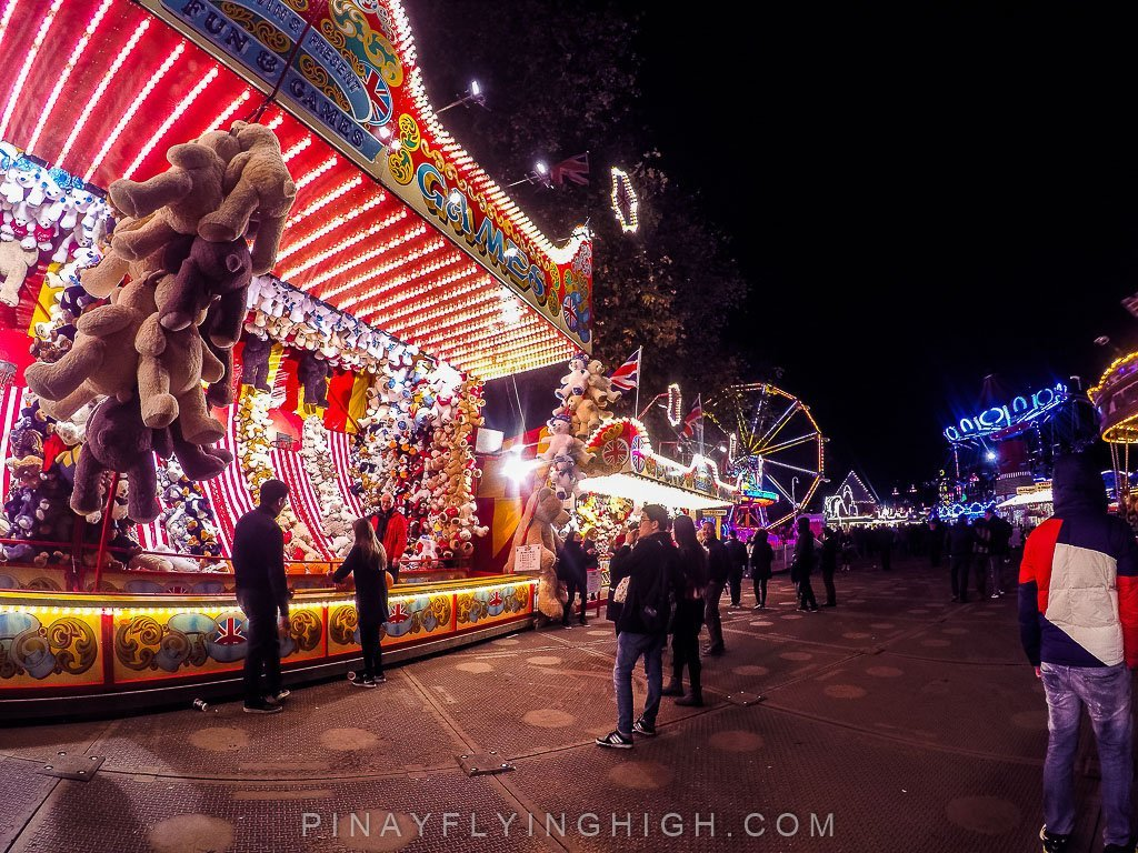 Hyde Park Winter Wonderland 2016