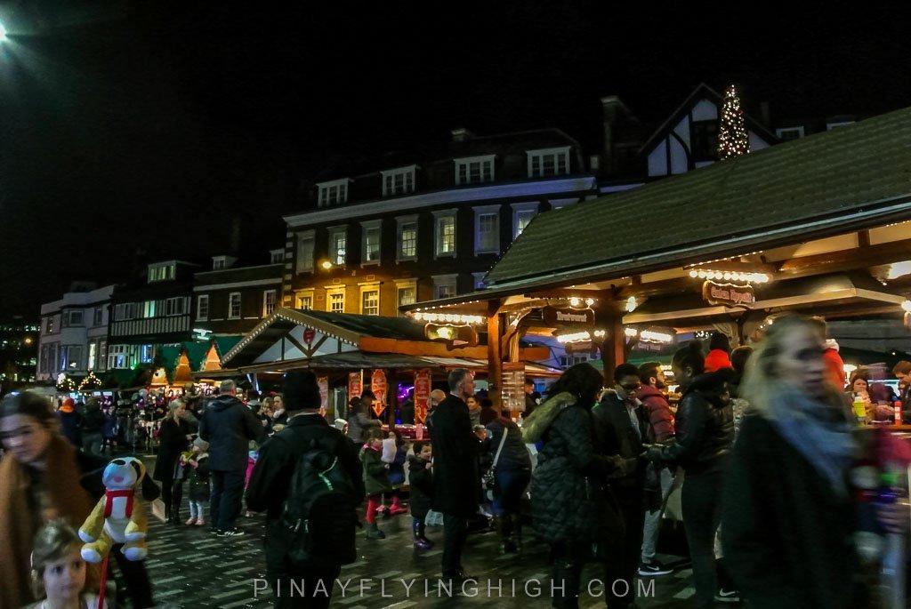 Christmas Lights in Kingston
