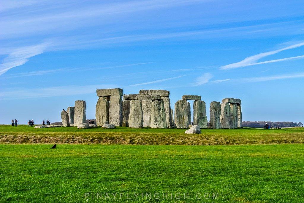 The Stonehenge, PinayFlyingHigh.com