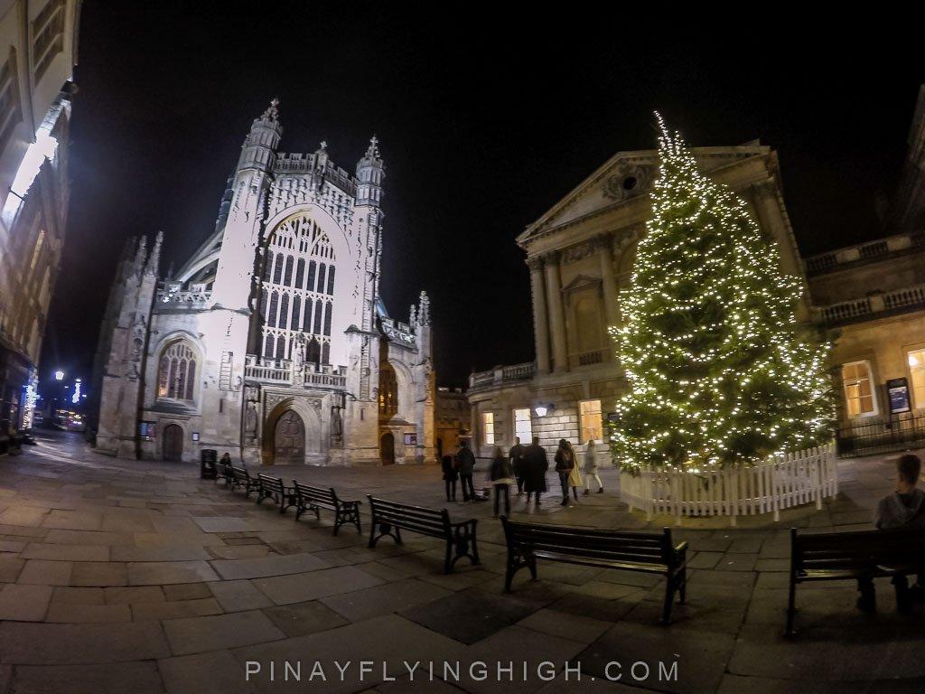 Christmas in Bath, PinayFlyingHigh.com